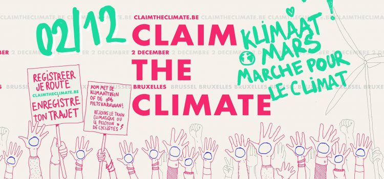 °ACT – Claim the Climate!